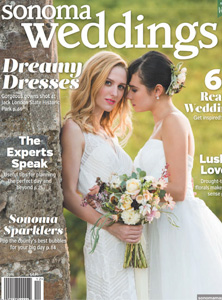 Sonoma Weddings Magazine