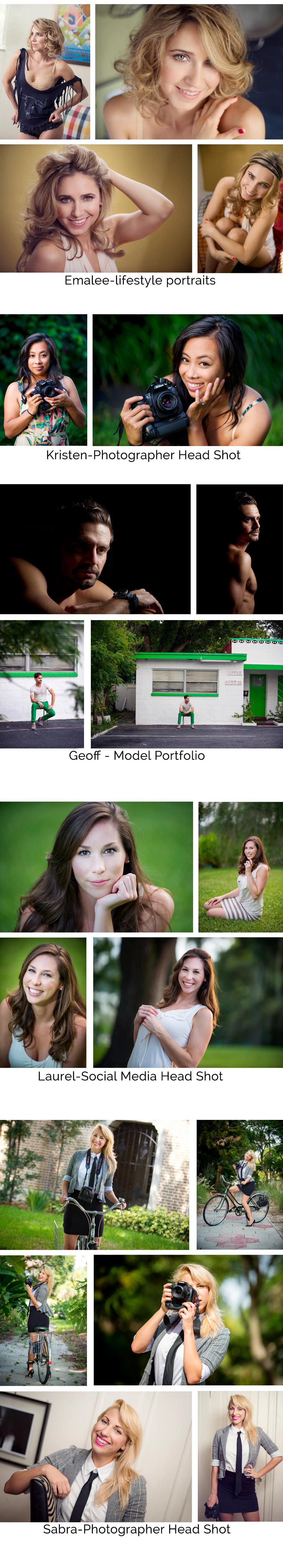 Tampa Head Shot Photographer
