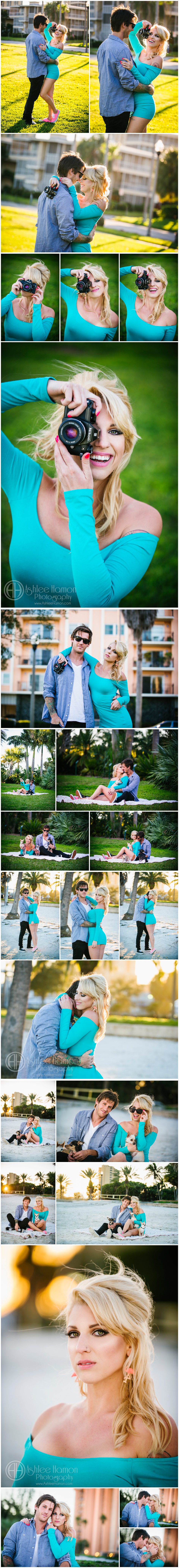 Colorful St. Pete Lifestyle Photo Shoot