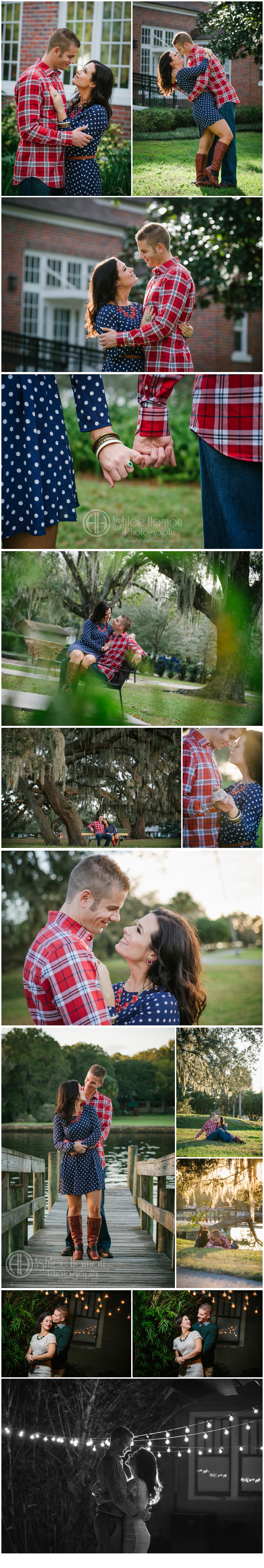 Seminole Heights Engagement Photos