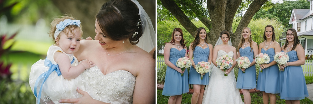 bridesmaids palmetto riverside B&B wedding photos