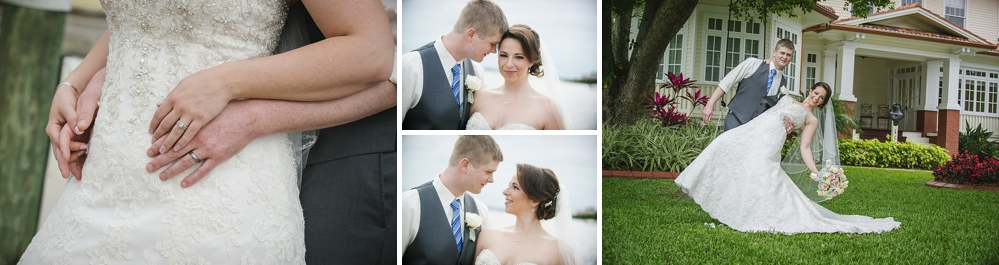 palmetto riverside B&B wedding photos