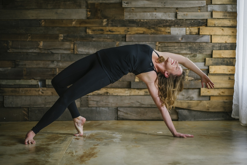 Lora Hogan Yoga Photo