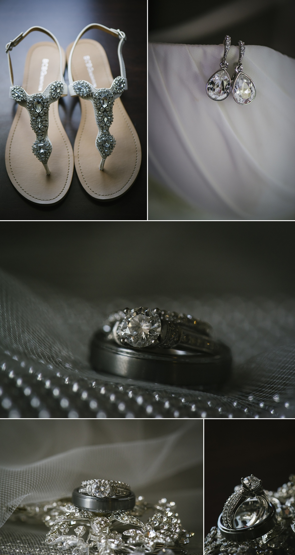 wedding ring details at the sirata