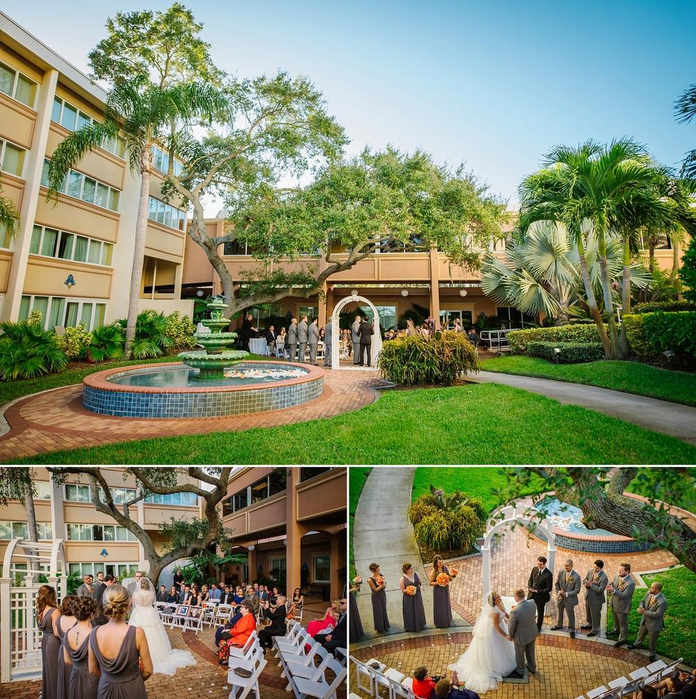 safety harbor resort and spa elegant ballroom wedding. Black Bedroom Furniture Sets. Home Design Ideas