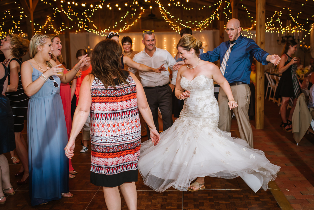 Then it was Tricia & Ryan's wedding day at the Cross Creek Ranch. They had the most tearful and joyful first look! But everything else was all smiles and jokes. This image of Tricia doing her famous 360 move is my absolute fav!