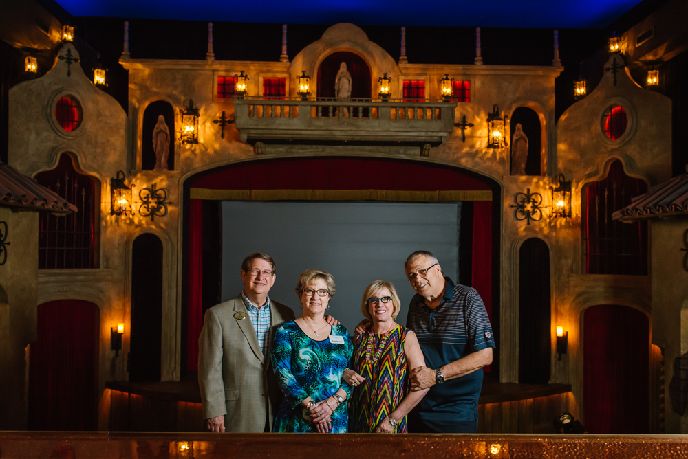 I also shot a few more events with the Tampa Theater! I was honored to cover a party at one of the home of one of their biggest sponsors. They have a mini replica of the theater in the house!