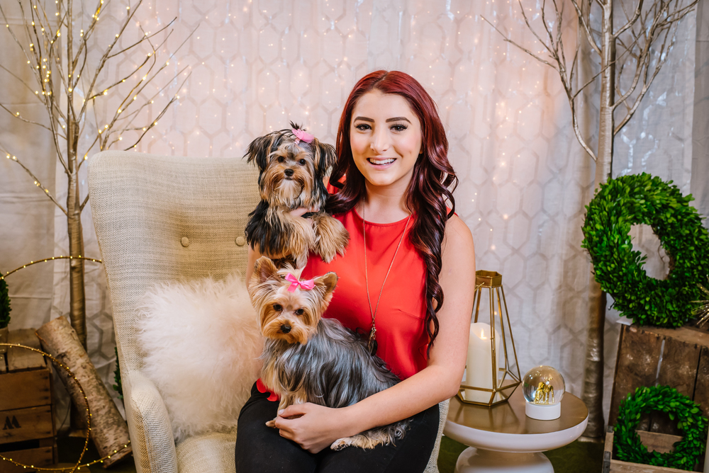I photographed fur babies at West Elm to promote the ASPCA!