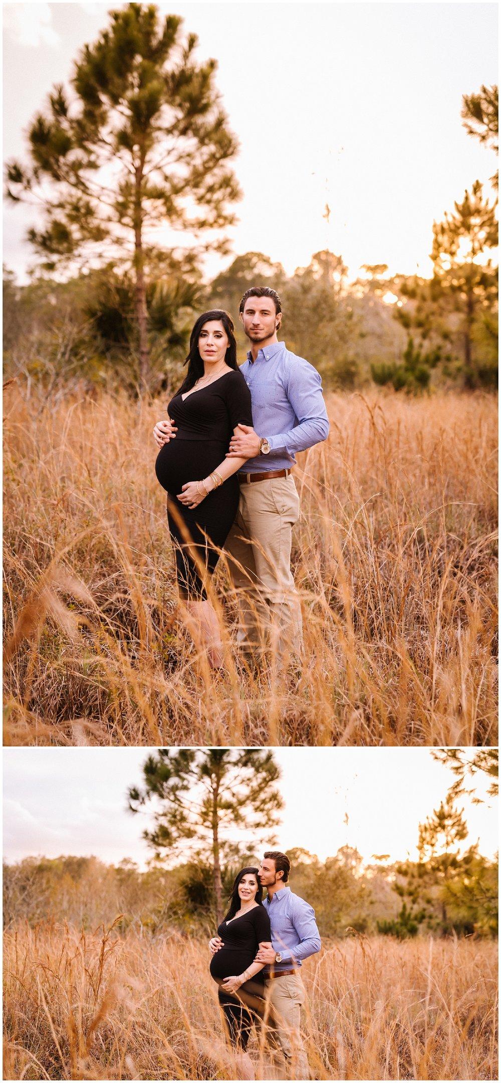 Tampa-maternity-photographer-morris-bridge-park-hip-tight-black-dress-woods_0019.jpg