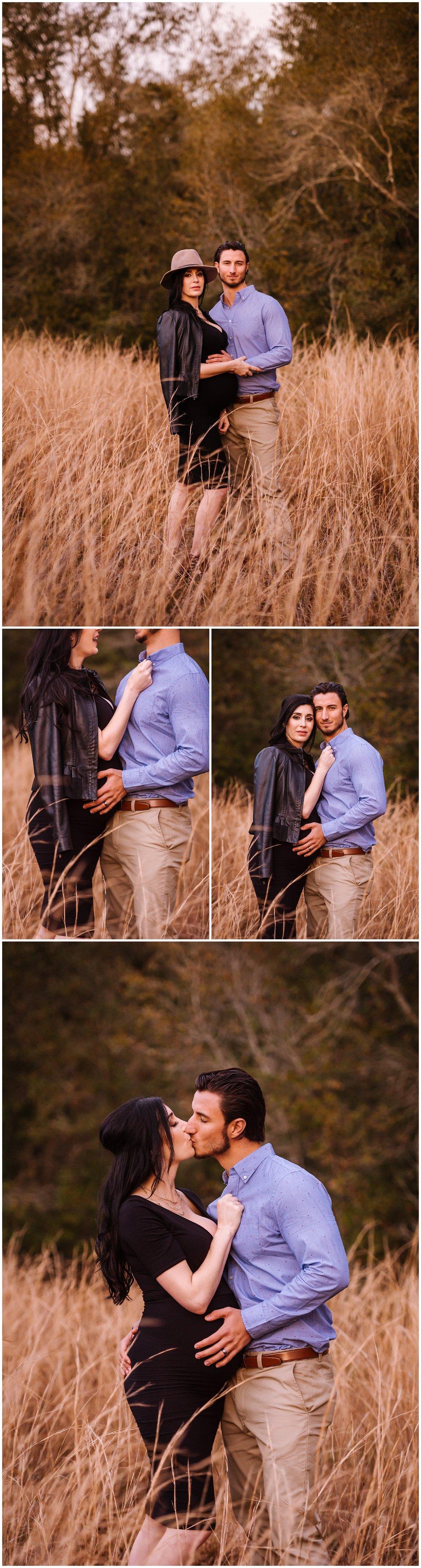 Tampa-maternity-photographer-morris-bridge-park-hip-tight-black-dress-woods_0022.jpg