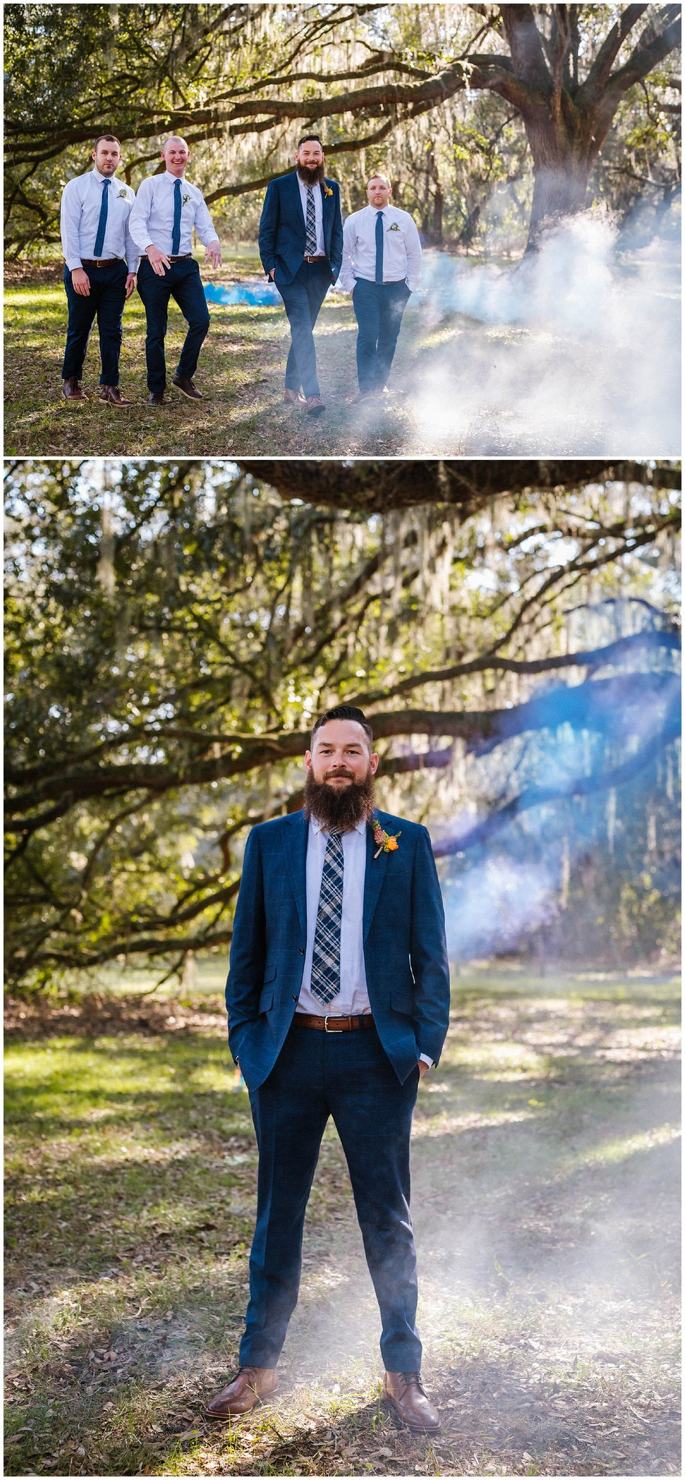 magical-outdoor-florida-wedding-smoke-bombs-flowers-crown-beard_0006.jpg