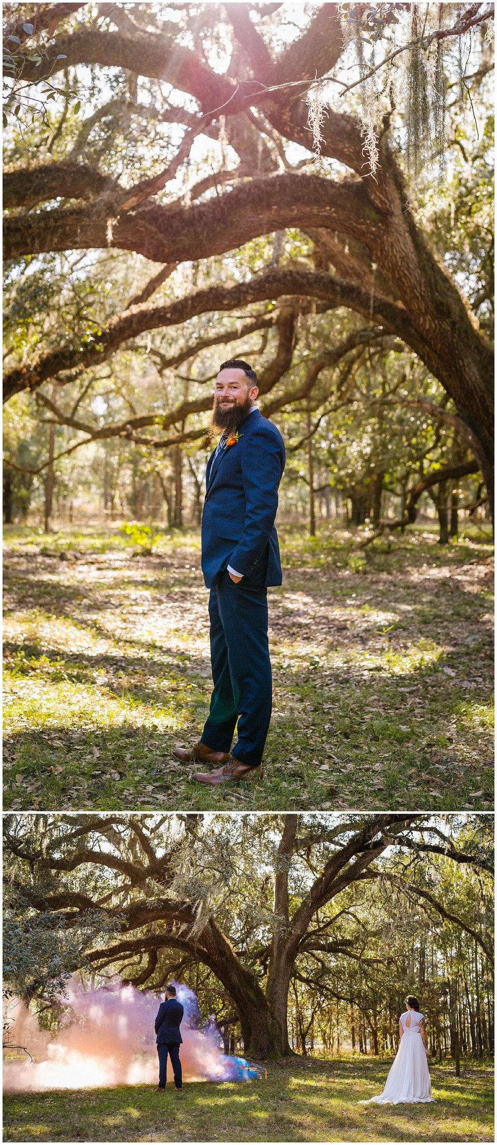magical-outdoor-florida-wedding-smoke-bombs-flowers-crown-beard_0010.jpg