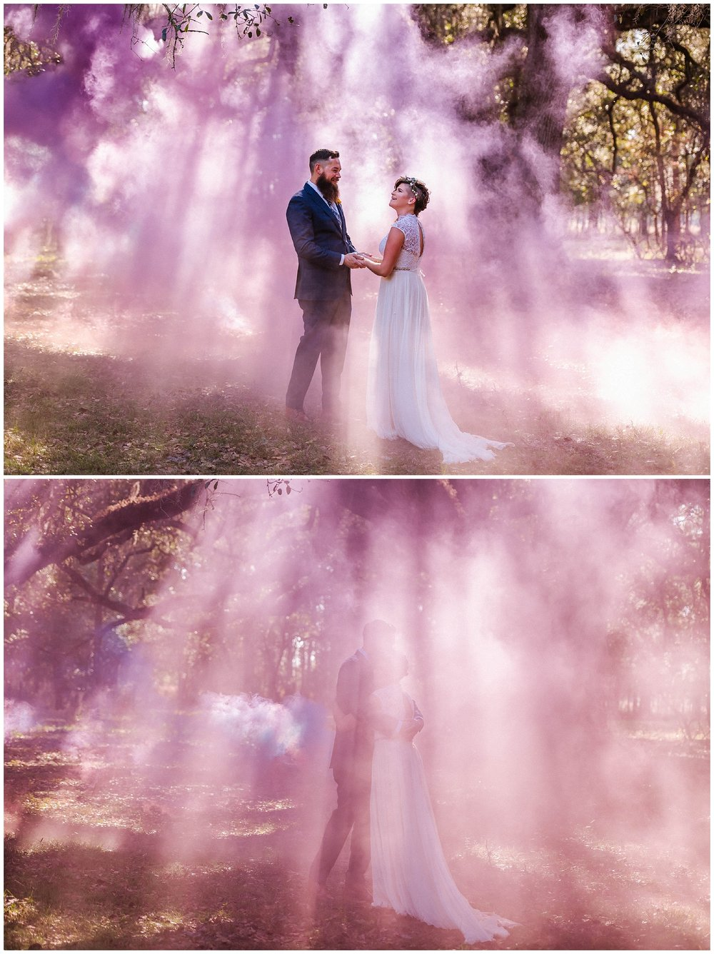 magical-outdoor-florida-wedding-smoke-bombs-flowers-crown-beard_0015.jpg