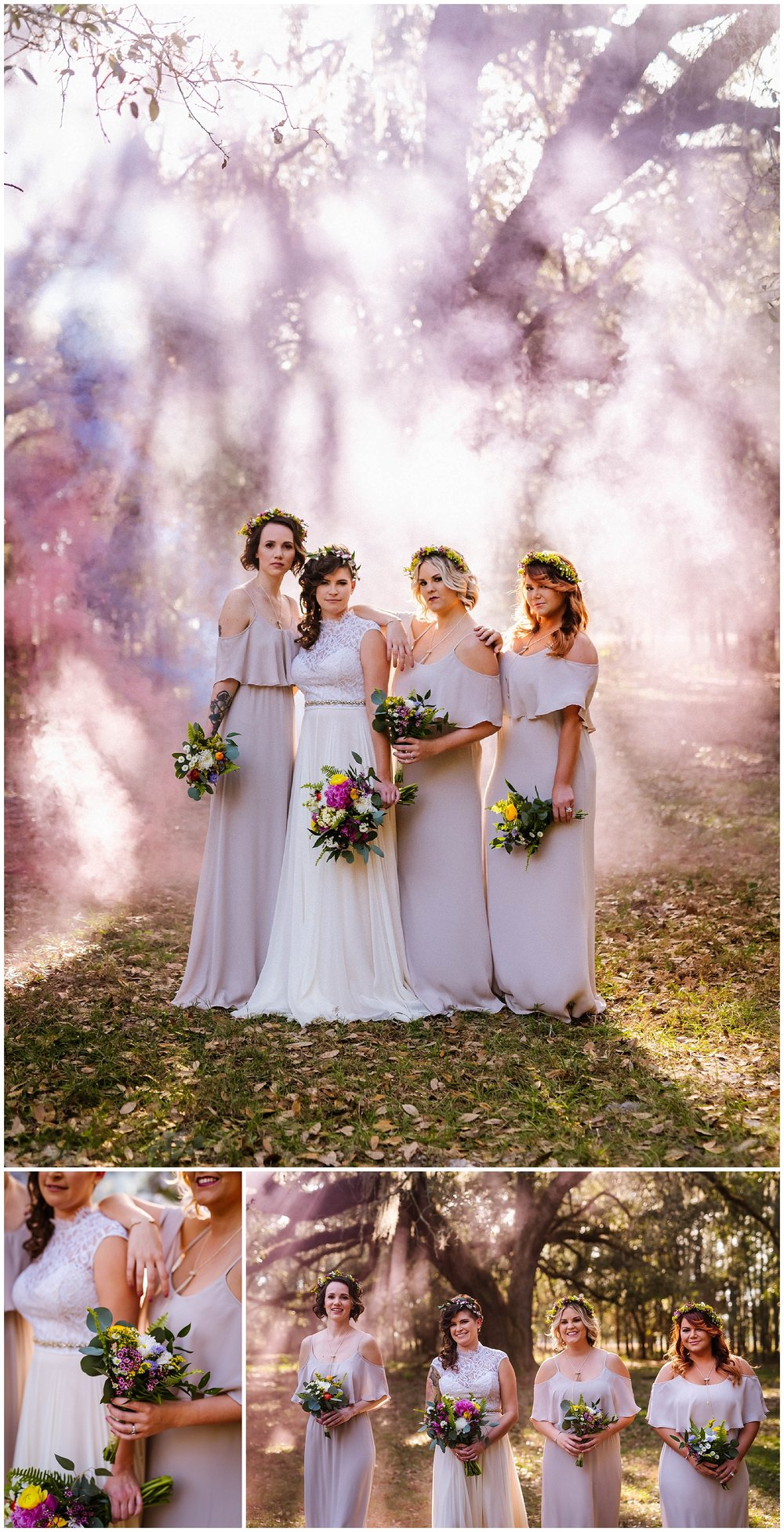 magical-outdoor-florida-wedding-smoke-bombs-flowers-crown-beard_0023.jpg
