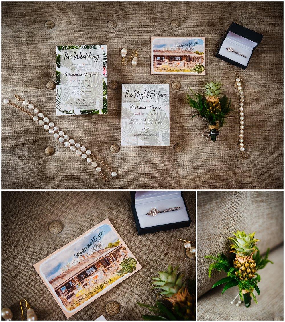 tampa-bay-wedding-photographer-barefoot-post-card-inn-tropical-hawaiin-lei-pink-pineapples-flower-crown_0112.jpg