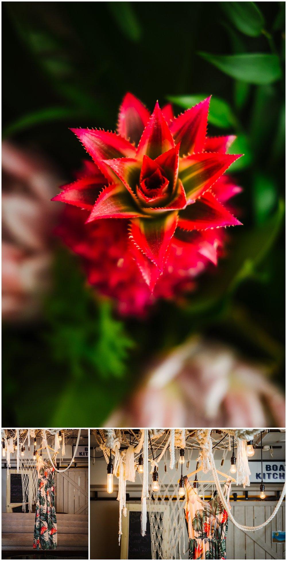 tampa-bay-wedding-photographer-barefoot-post-card-inn-tropical-hawaiin-lei-pink-pineapples-flower-crown_0114.jpg