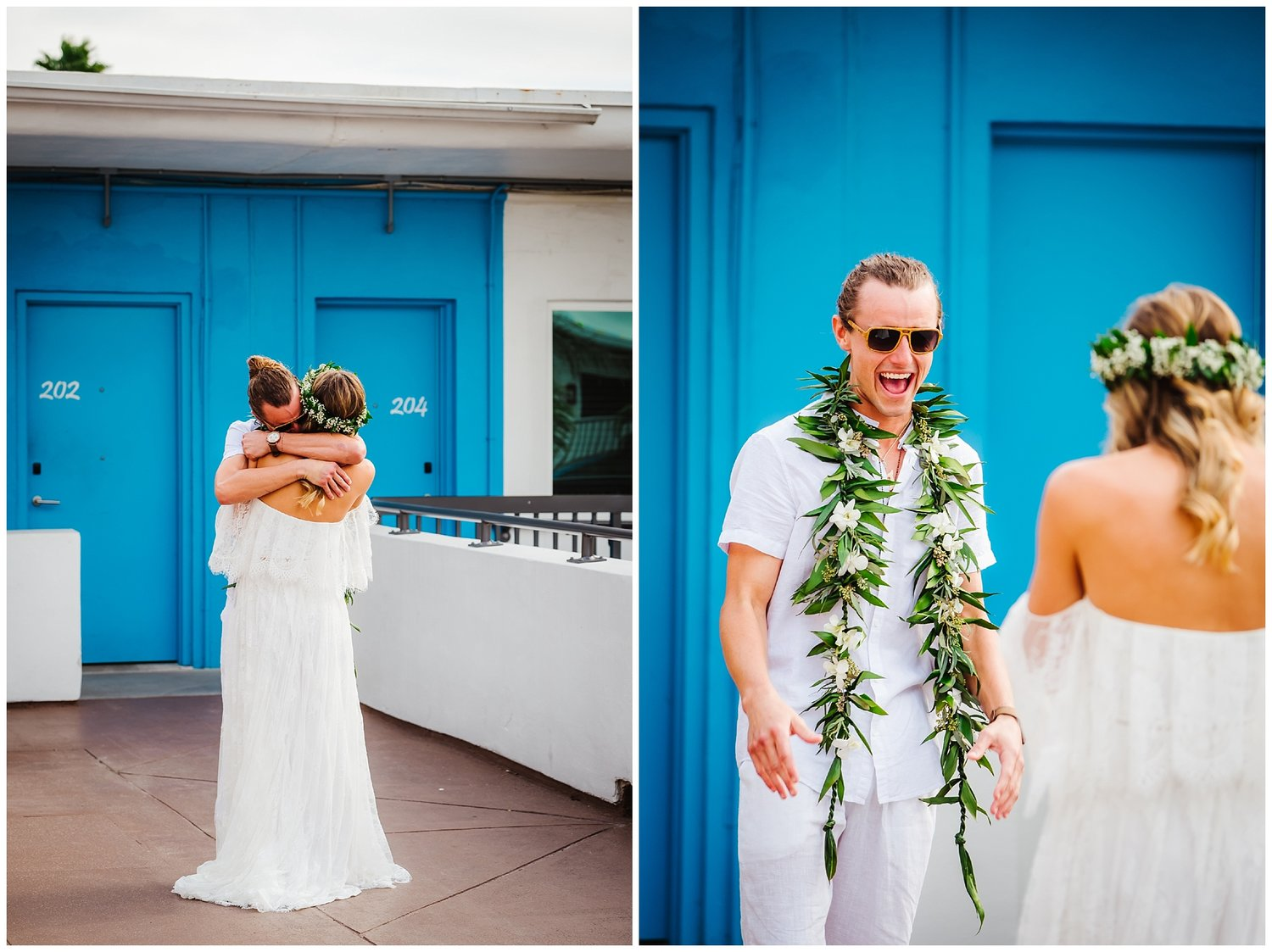 Barefoot & Boho Tropical Wedding || PCI St. Pete Beach — Tampa ...