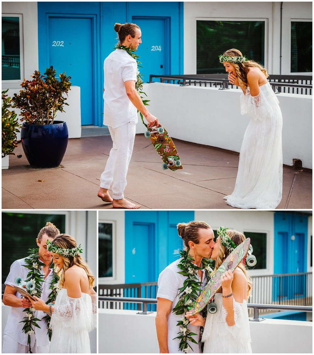 tampa-bay-wedding-photographer-barefoot-post-card-inn-tropical-hawaiin-lei-pink-pineapples-flower-crown_0138.jpg