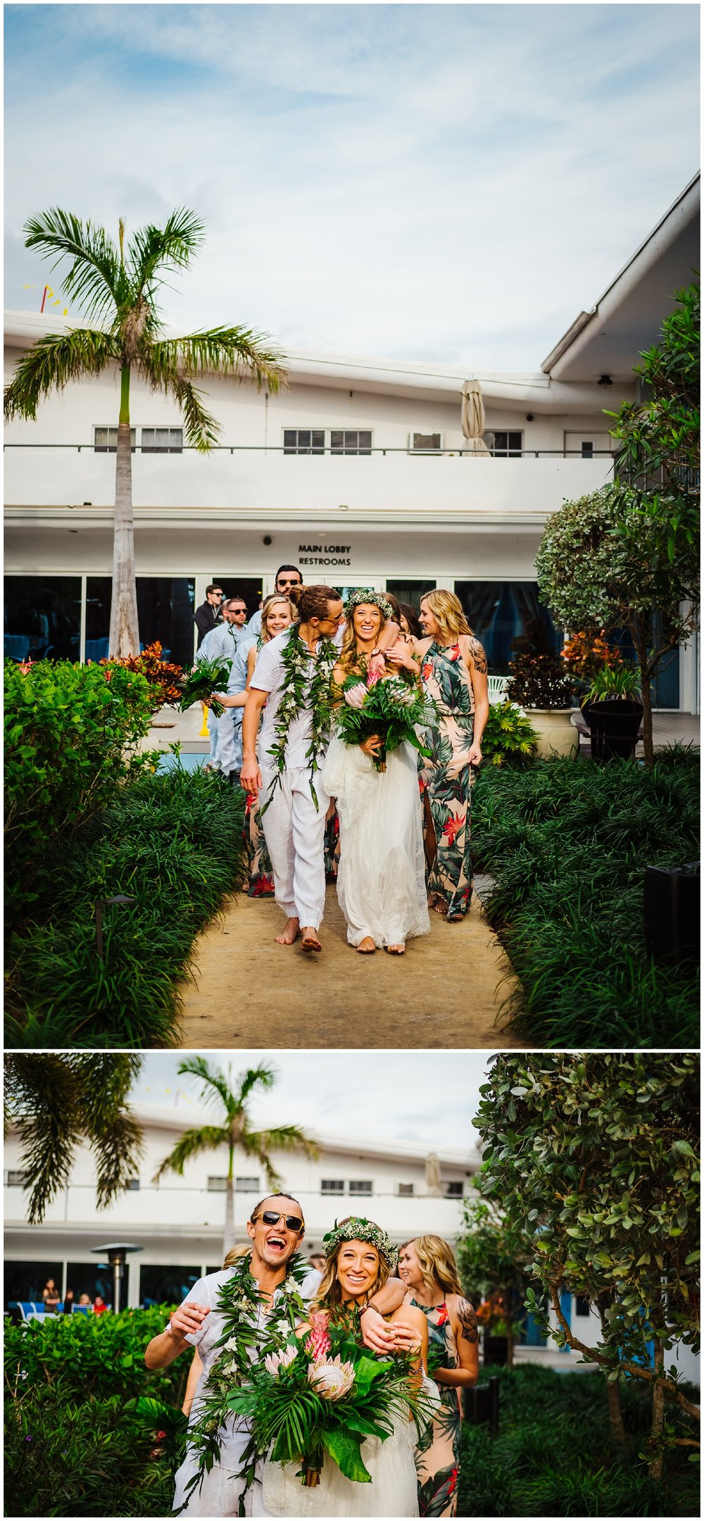 tampa-bay-wedding-photographer-barefoot-post-card-inn-tropical-hawaiin-lei-pink-pineapples-flower-crown_0148.jpg