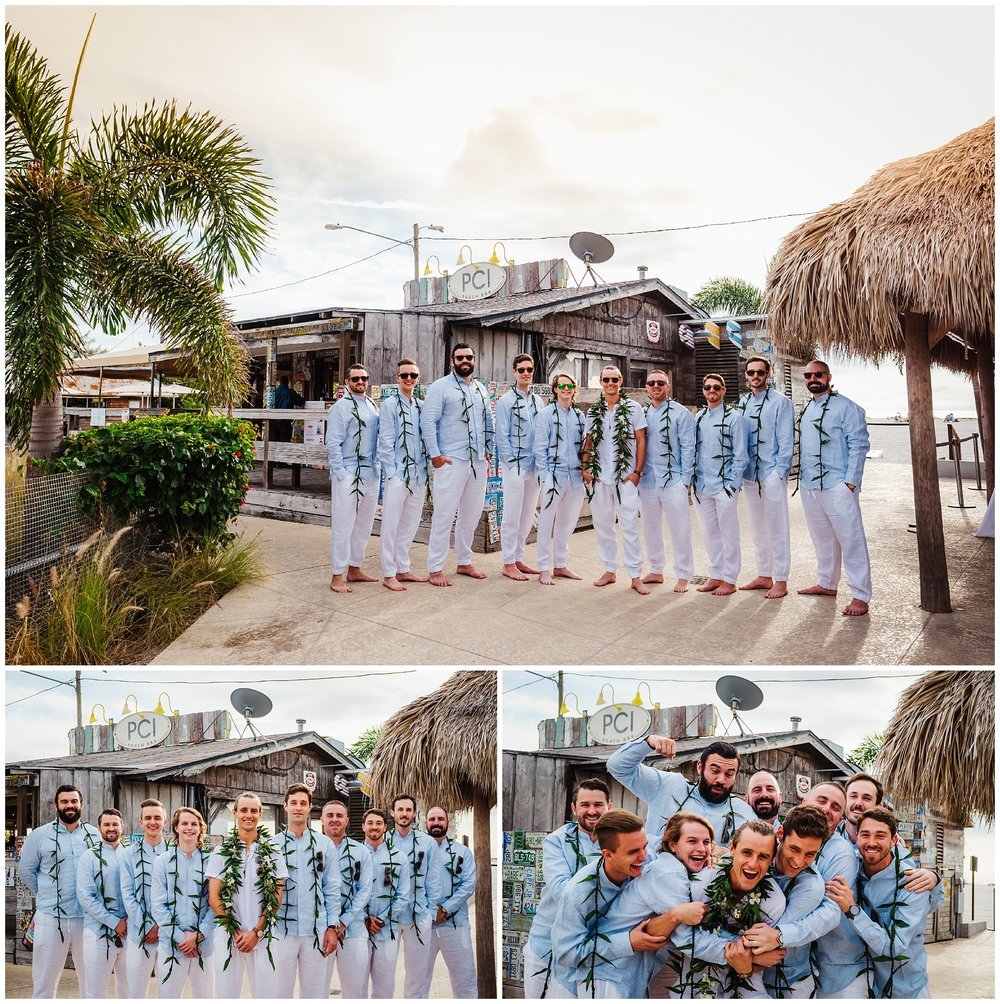 tampa-bay-wedding-photographer-barefoot-post-card-inn-tropical-hawaiin-lei-pink-pineapples-flower-crown_0149.jpg