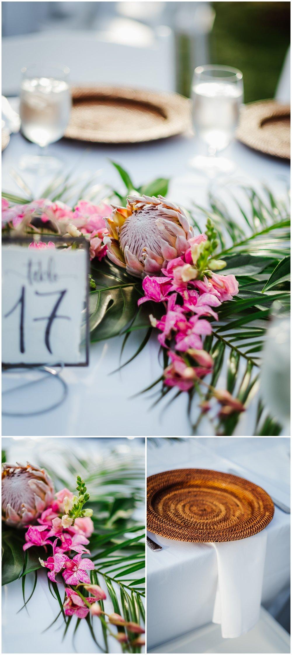tampa-bay-wedding-photographer-barefoot-post-card-inn-tropical-hawaiin-lei-pink-pineapples-flower-crown_0159.jpg