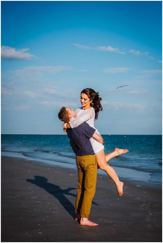 tampa-fort de soto-beach-green dress-water-love-engagement_0029.jpg