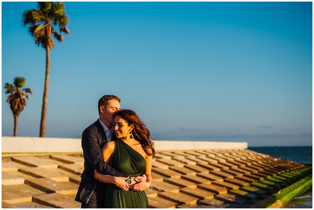 tampa-fort de soto-beach-green dress-water-love-engagement_0036.jpg
