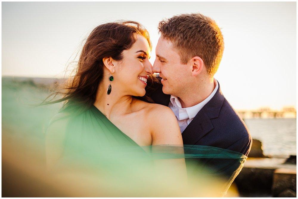tampa-fort de soto-beach-green dress-water-love-engagement_0043.jpg