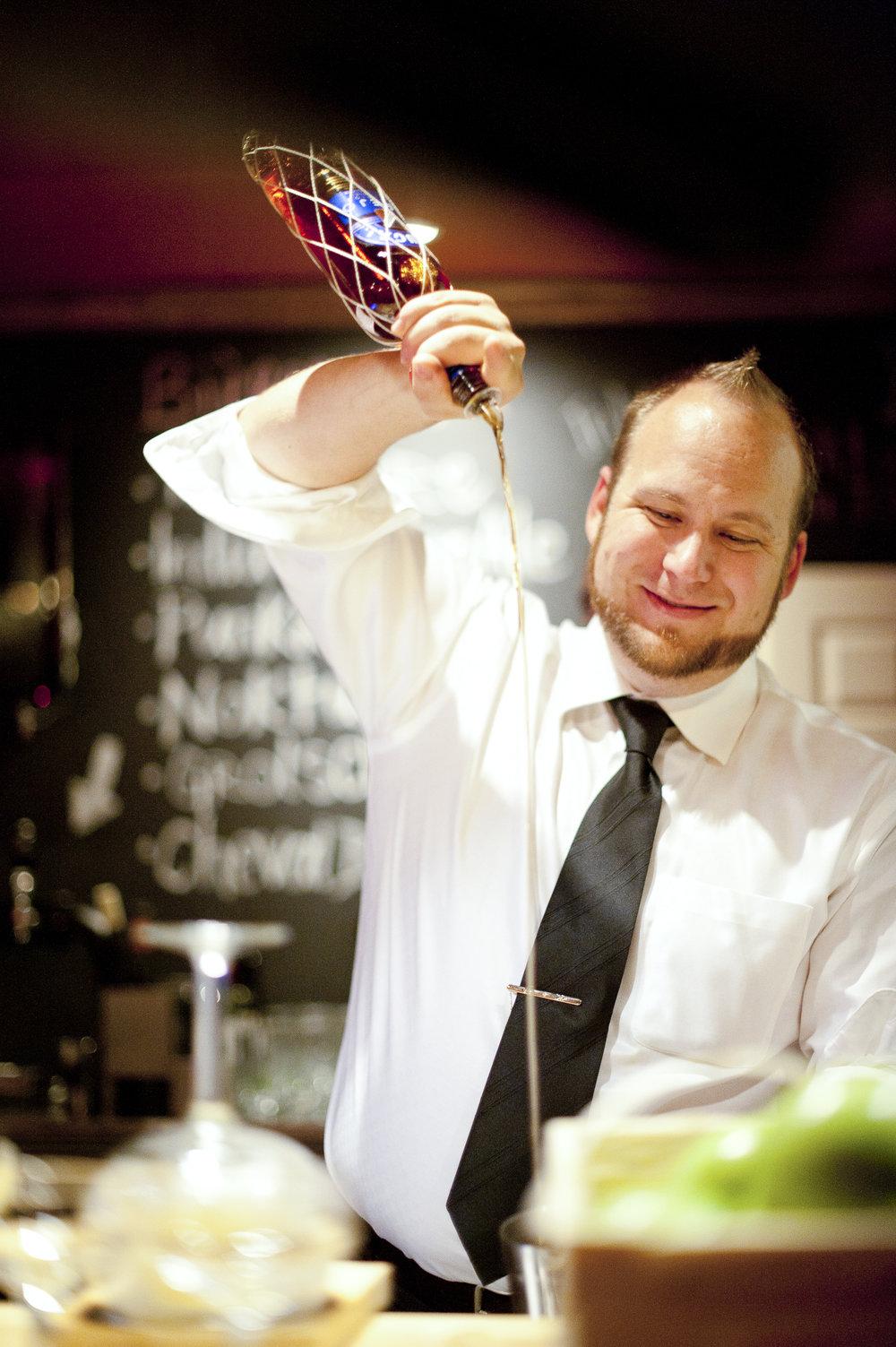 Chef Jason Kacprzak Bistro Kapzak