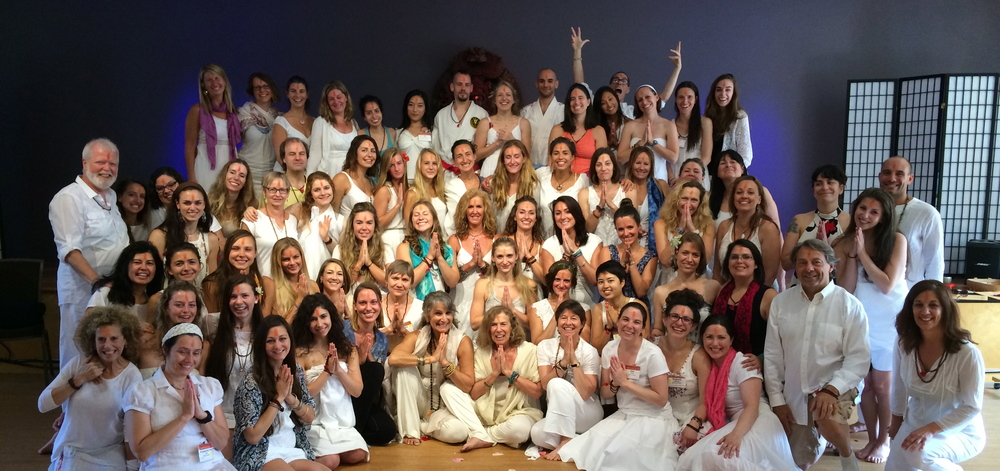 Kripalu Yoga Teacher Training - June '14