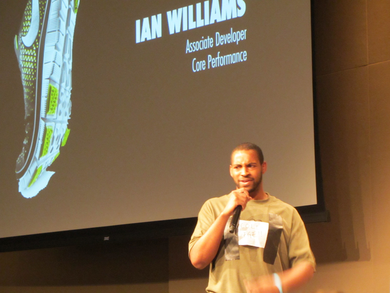 Ian Williams, Associate Developer; Core Performance