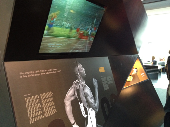 Nike DNA - London 2012 Olympics Exhibition