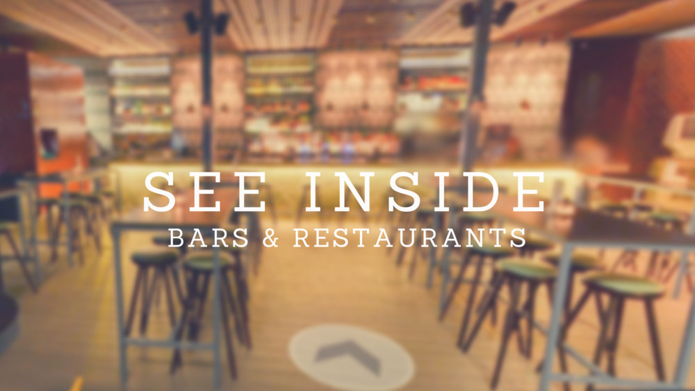 Google Business View Virtual Tour Singapore Bars Restaurants Food Eats Dining