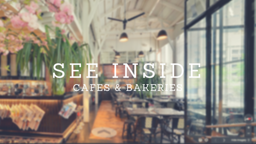 Google Business View Virtual Tour Singapore Cafe Bakery