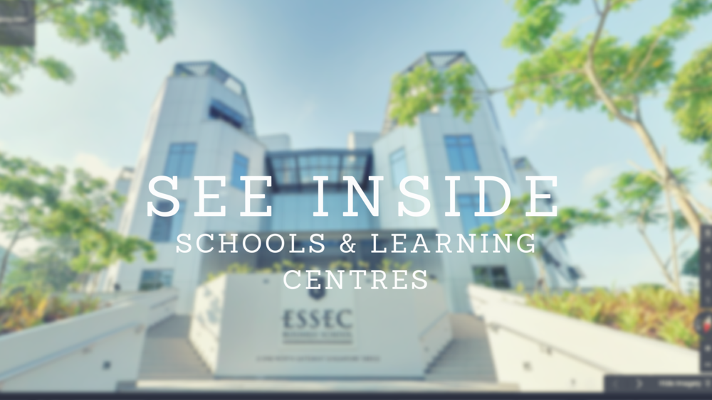 Google Business View Virtual Tour Singapore Schools Colleges Universities Learning Centres