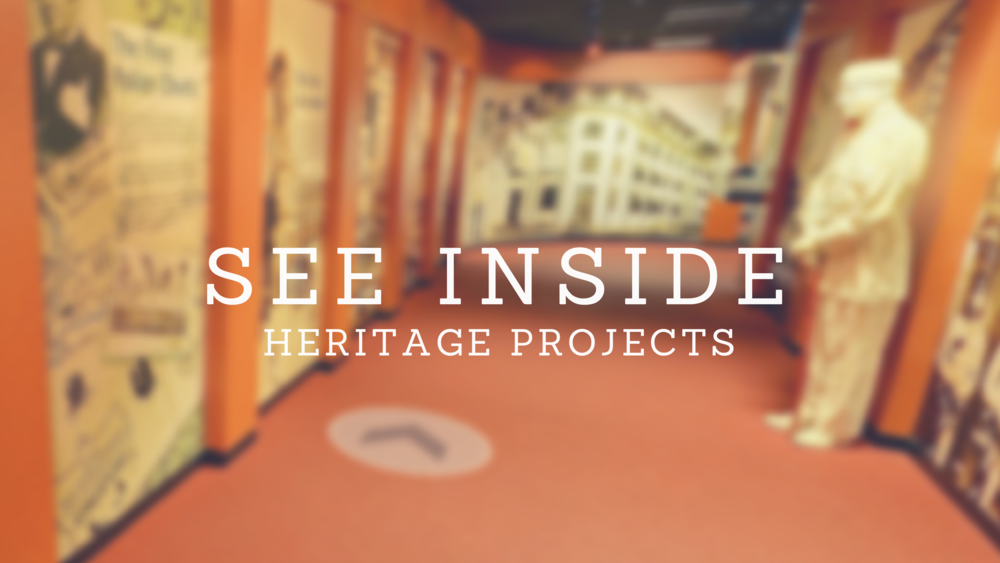 Google Business View Virtual Tour Singapore Government Projects Heritage Sites