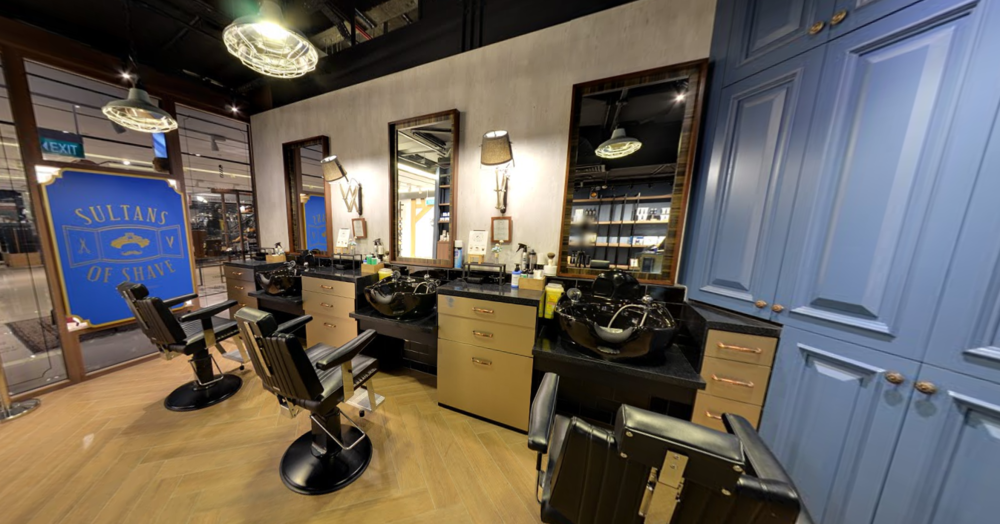 Sultans of Shave (Metro, The Centrepoint) Address: 176 Orchard RdMetro The Centrepoint Level 3, S238843 Contact:6735 3280 Website: http://www.sultansofshave.com/