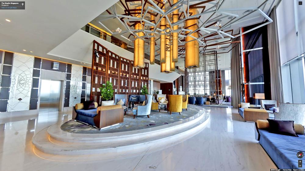 The Westin Singapore Lounge