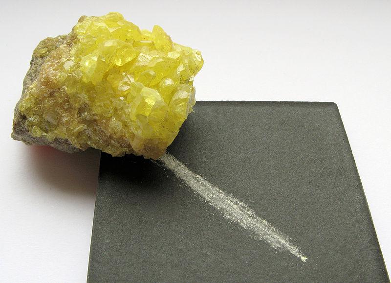 Step 2: Mineral Streak