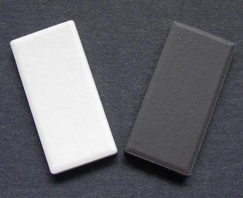 Streak - White/colorless