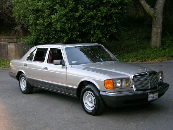 1985 mercedes benz 500sel dwa for 1985 mercedes benz 500sel