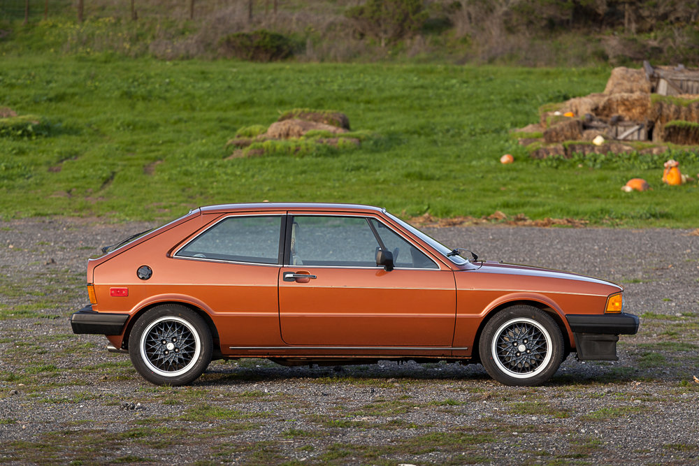 When Blaise Had The Opportunity To Pick Up This Copper Bronze Colored 1980 Scirocco For 1500 I Convinced Him Jump On It If He Didnt Like