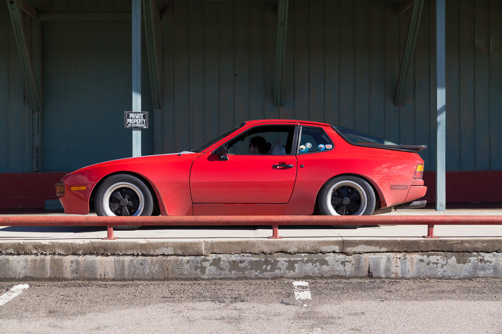 1985 Porsche 944 (DWA Project Car)