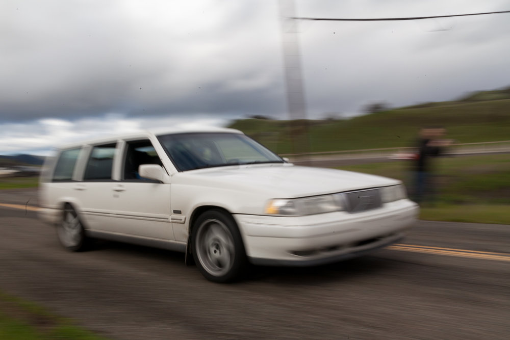 LS powered Volvo V90 with a 6 spd manual