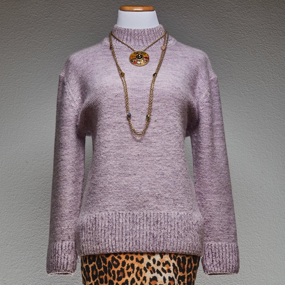 80s French L'envers Sweater $14.00