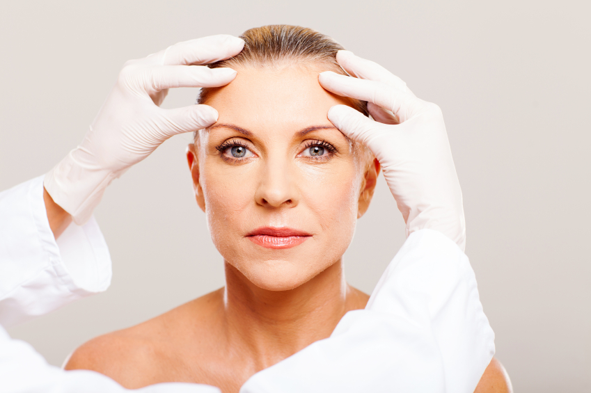 Brow lifts may cause hair loss in some women