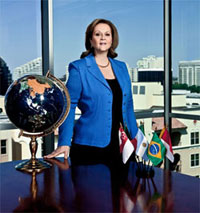 Priscila A. C. Montana, M.Ed.; L.P.C., founder and President of   CAI  , is originally from Argentina and a third-generation expatriate who has lived and worked abroad.