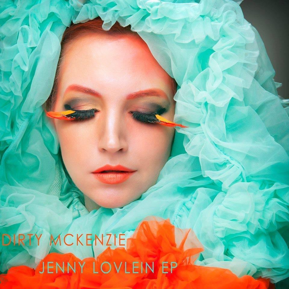 Jenny Lovlein | Dirty McKenzie cd cover