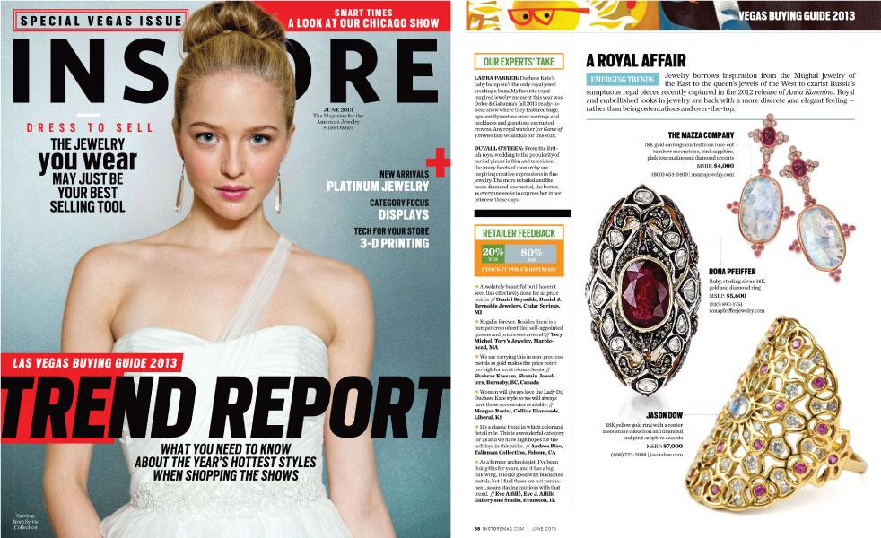 Instore Magazine - June 2013