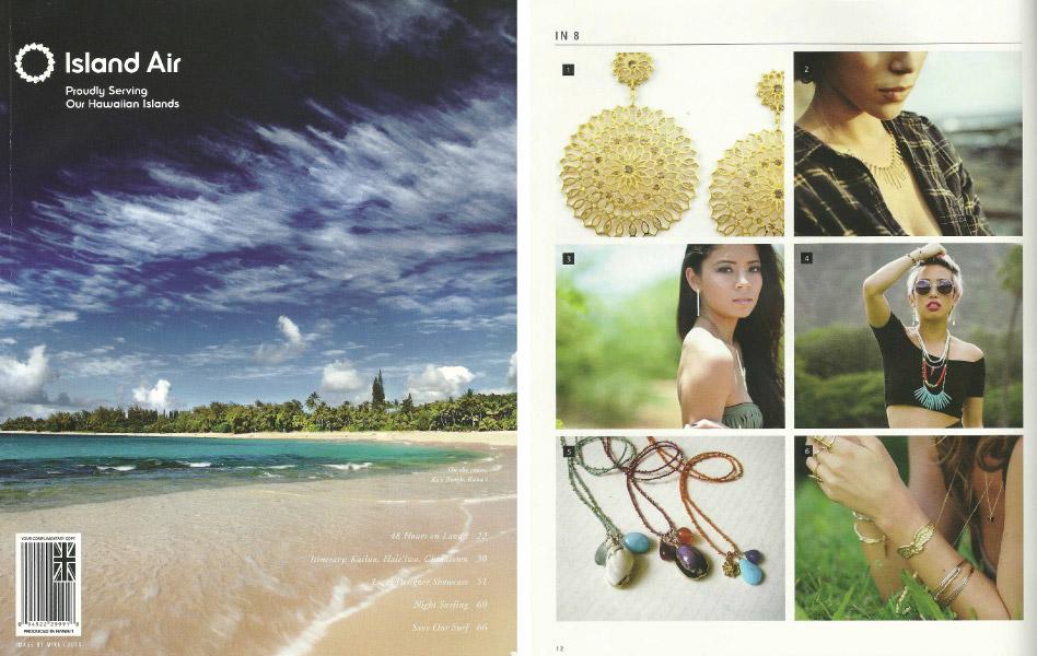 Island Air Magazine - December 2013